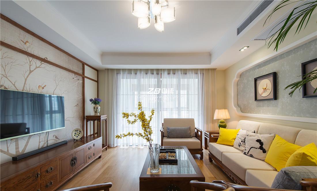 长吴公寓118方雅致新中式原木清新生活